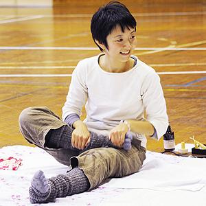 小澤めぐみ(ヨガインストラクター)